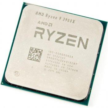 Процесор AMD Ryzen 9 3900 (100-100000070MPK)