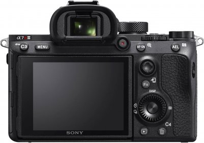 Фотоапарат Sony Alpha a7R III Body Black (ILCE7RM3B.CEC) Офіційна гарантія!