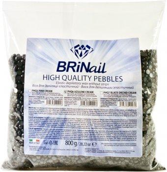 Воск для депиляции BRINail Азуленовый в гранулах 800 г (2142393100023)