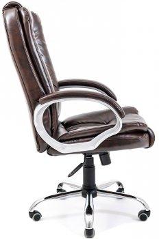 Кресло Rondi Калифорния Люкс Soft Коричневое (1410198529)