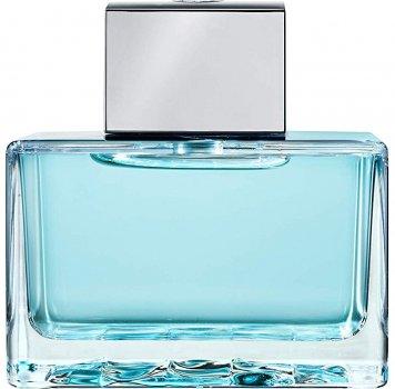 Тестер Туалетная вода для женщин Antonio Banderas Blue Seduction for Women 80 мл (8411061839683)