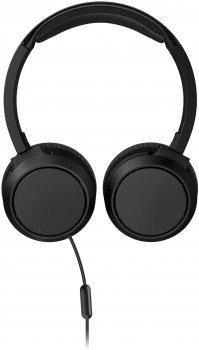 Навушники Philips On-ear headphones TAH4105 Black (TAH4105BK/00)