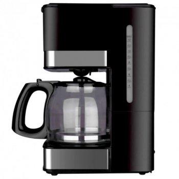Кофеварка кофемашина капельная для дома электрическая профессиональная на 6 чашек DSP KA3024 800W Черная