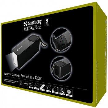 УМБ Sandberg Survivor Camper Powerbank 42000 (420-45)