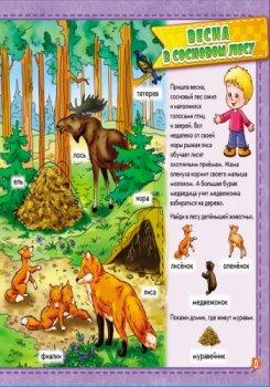 Мой первый словарик. В лесу (9789667474829)