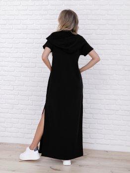 Плаття ISSA PLUS 12091 Чорне