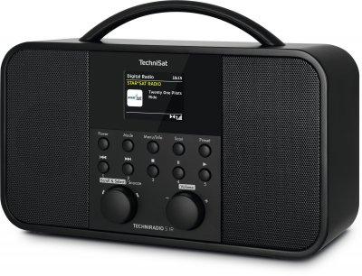 Цифровий радіоприймач TechniSat TECHNIRADIO 5 IR чорний (0000/3929)