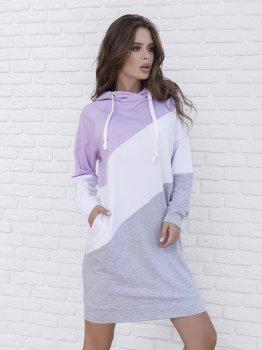 Платье ISSA PLUS SA_4 Разноцветное