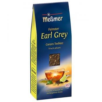 Чай Мессмер ( Meßmer - Messmer ) Earl Grey со вкусом бергамот 150 г