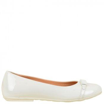 Балетки Moschino 25926 bianco білий