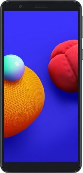 Мобільний телефон Samsung Galaxy A01 Core 1/16 GB Black (SM-A013FZKDSEK)