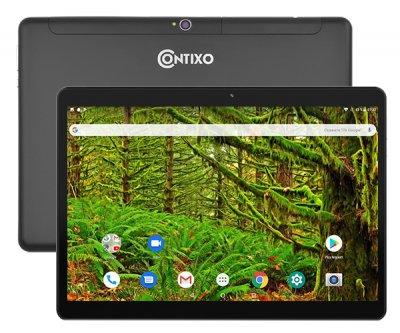 "Планшет-Телефон CONTIXO KT 101A 4G 10.1"" 32GB ROM GPS + Чехол-клавиатура + Карта памяти 64GB"