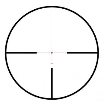 Приціл Hawke Endurance 30 WA 2.5-10х50 30 mm (LR Dot 8X) підсвічування (16320)
