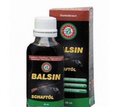 Засіб для обробки дерева Klever Ballistol Balsin 50 ml (темно-коричнева) (23152)