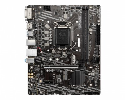 Материнская плата MSI H410M-A Pro Socket 1200
