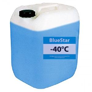 Антифриз для опалення Галан BlueStar -40ºC 20л