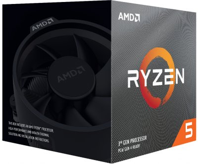 Процесор AMD Ryzen 5 3600XT 3.8GHz/32MB (100-100000281BOX) sAM4 BOX