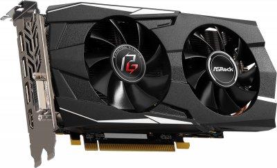 ASRock PCI-Ex Radeon RX 580 Phantom Gaming D OC 8GB GDDR5 (256bit) (1370/8000) (DVI, HDMI, 3х DisplayPort) (PG D RADEON RX580 8G OC)