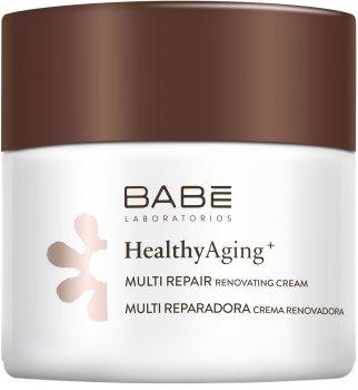 Ночной мультивосстанавливающий крем BABE Laboratorios Healthy Aging с инновационным антивозрастным комплексом 50 мл (8436571630803)