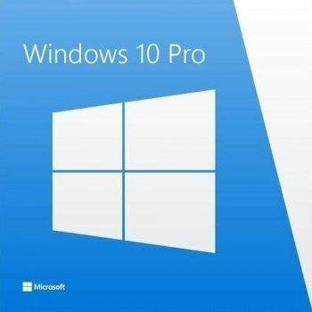 Microsoft Windows 10 Pro 64-bit Russian для 1 ПК DVD (FQC-08909)