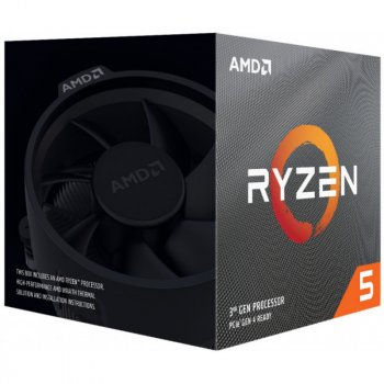 Процесор AMD Ryzen 5 2600X 3.6 GHz/16MB (YD260XBCAFBOX) sAM4 BOX