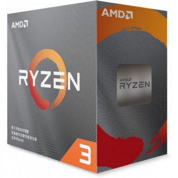 Процессор AMD Ryzen 3 3300X 3.8GHz/16MB (100_100000159BOX) sAM4 BOX