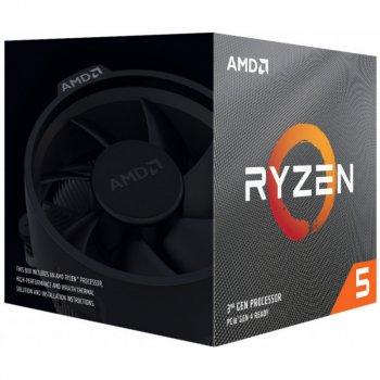 Процессор AMD Ryzen 5 3600XT 3.8GHz/32MB (100-100000281BOX) sAM4 BOX