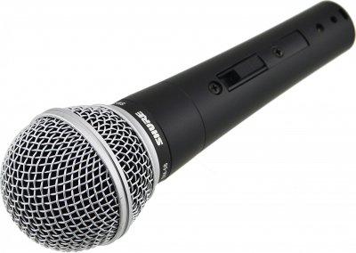 Вокальний мікрофон SHURE SM58 (4217)