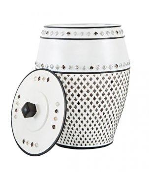 Відро для туалету Irya Ottova gri Сіре (SVT-2000022200141)