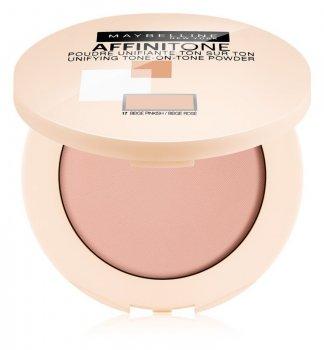 Пудра компактная для лица Maybelline New York Affinitone Powder №17 Rose Beige 9г