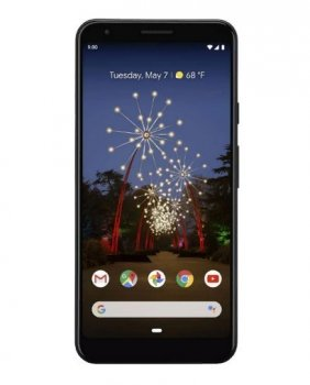 Смартфон Google Pixel 3a Xl 4/64GB Чорний