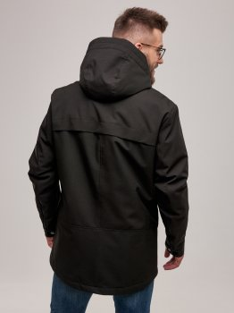 Куртка Riccardo D-02 Чорна