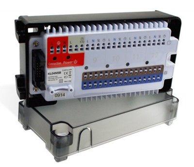 Додатковий модуль комутації Salus KL04NSB на 4 зони провідний 220В ROZ615131400 (CM)