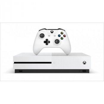 Microsoft Xbox One S 1Tb White + Mortal Kombat 11 (русская версия) + доп. Wireless Controller with Bluetooth (White)