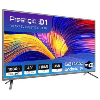 "Телевізор Prestigio D1 40"" (D1TV40SS05Y_UA_GR_D1TV)"