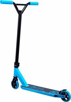 Самокат трюковый HIPE H1 Black/Blue (250810)