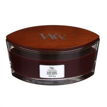 Ароматична свічка Ellipse Black Cherry Woodwick 453г