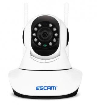 Ip-камера Escam G02 HD Wi-Fi Поворотная, Беспроводная