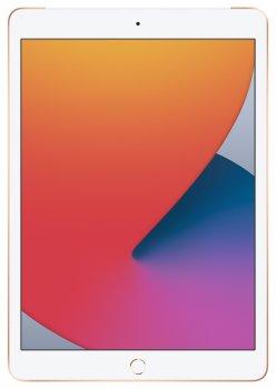 "Планшет Apple iPad 10.2"" Wi-Fi + Cellular 128 GB Gold 2020 (MYMN2RK/A)"