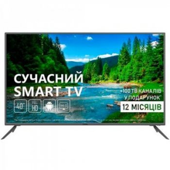 Телевізор PRESTIGIO 50SS05X (D1TV50SS05X_UA_GR_D1TV)