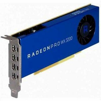 Відеокарта Radeon Pro WX 3200 HP 4GB (6YT68AA)
