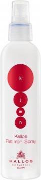 Спрей для волосся Kallos Cosmetics KJMN Термозахист 200 мл (5998889503567)
