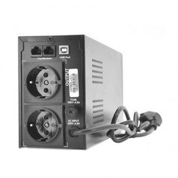 Джерело безперебійного живлення Ritar E-RTM800 (480W) ELF-L (E-RTM800L)
