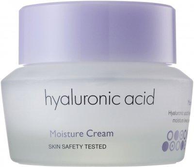Крем для лица IIt's Skin Hyaluronic Acid Moisture Cream с гиалуроновой кислотой 50 мл (8809323738636)