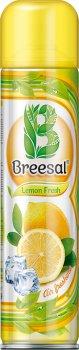 Освіжувач повітря Breesal Лимонна свіжість 300 мл (4820184440425)