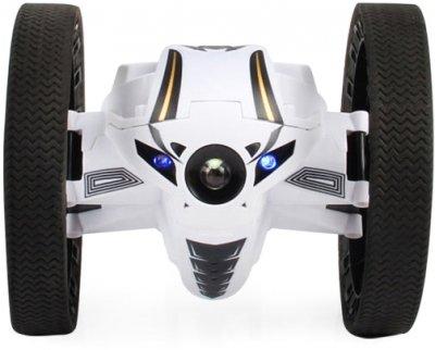 Машинка-робот трюкова стрибуча на радіокеруванні Sumo Bounce Car White (4820176245908)