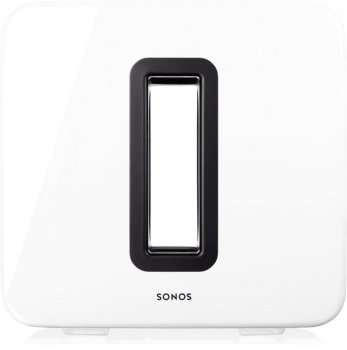 Sonos Sub Gloss White (SUBG1EU1)