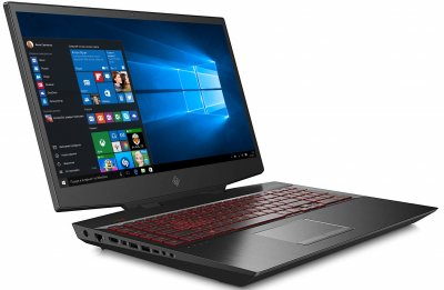 Ноутбук HP Omen 17-cb1005ur (104N0EA) Shadow Black