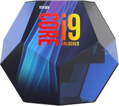 Процесор Intel Core i9 9900K (BX80684I99900K)