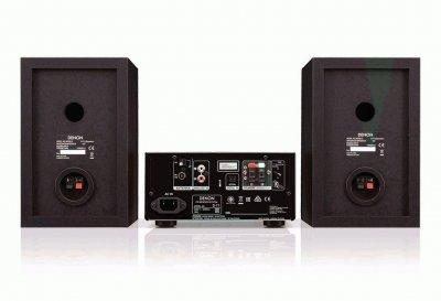 CD-мини система с Bluetooth Denon DT1 Gray